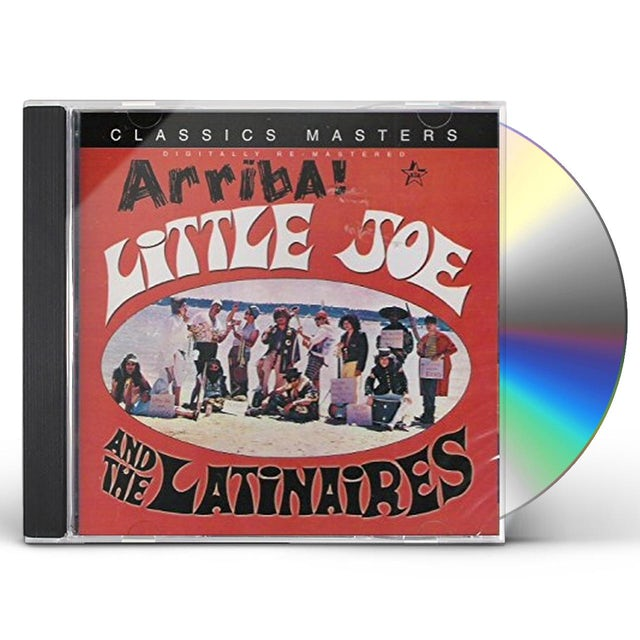 little joe ARRIBA CD