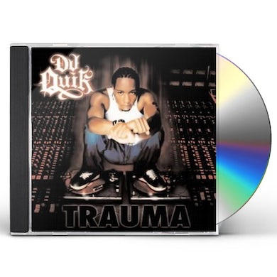 Dj Quik TRAUMA CD
