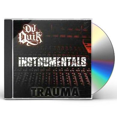 Dj Quik TRAUMA: INSTRUMENTALS CD