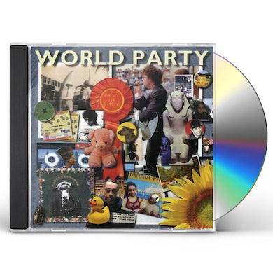 World Party BEST IN SHOW CD