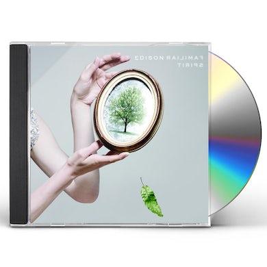 Edison FAMILIAR SPIRIT CD