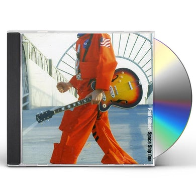 Paul Gilbert SPACE SHIP ONE CD