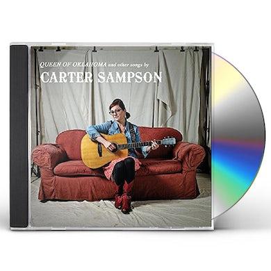 Carter Sampson QUEEN OF OKLAHOMA & OTHER SONGS CD
