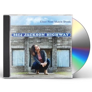 Eileen Rose MUSCLE SHOALS CD
