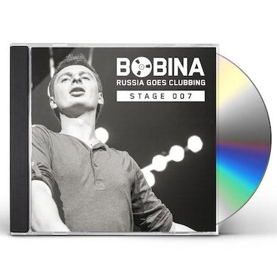 Bobina RUSSIA GOES CLUBBING STAGE 007 CD