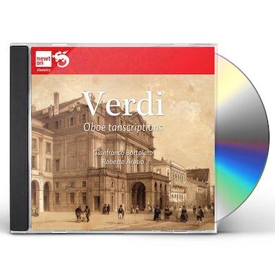 Verdi OBOE TRANSCRIPTIONS CD