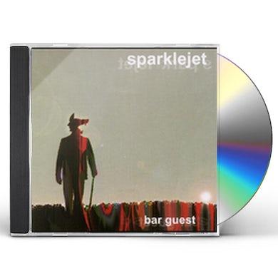 Sparklejet BAR GUEST CD