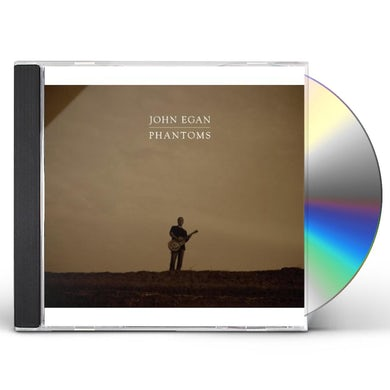 John Egan PHANTOMS CD