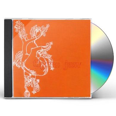 TIGERS JAW CD
