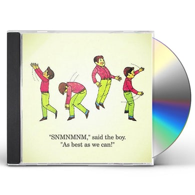 SNMNMNM AS BEST AS WE CAN CD