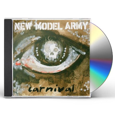 New Model Army CARNIVAL CD