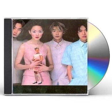 Jaurim WONDERLAND CD