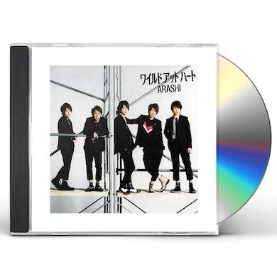 Arashi WILD AT HEART CD