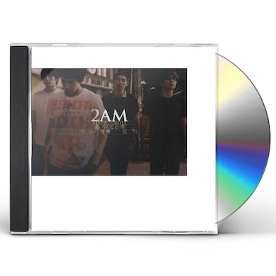 2AM VOL.1 SINGLE CD