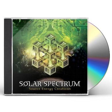 Solar Spectrum SOURCE ENERGY CREATION CD
