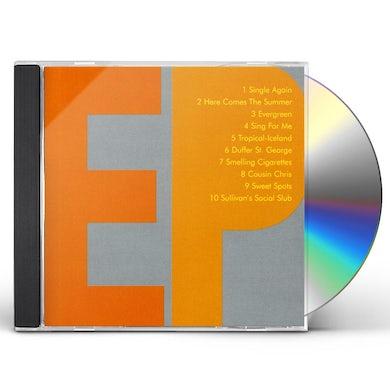 Fiery Furnaces EP CD
