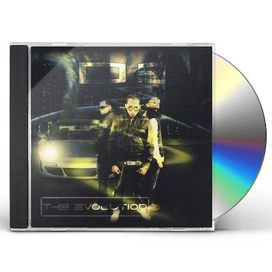 DS EVOLUTION CD