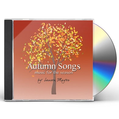 Lauren Mayer AUTUMN SONGS CD