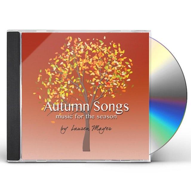 Lauren Mayer AUTUMN SONGS CD