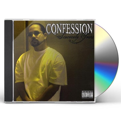 Confession SINCERELY YOURS CD