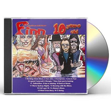 Finn 10 YEARS OLD CD