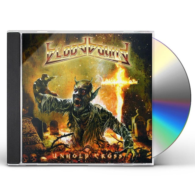 Bloodbound UNHOLY CROSS CD