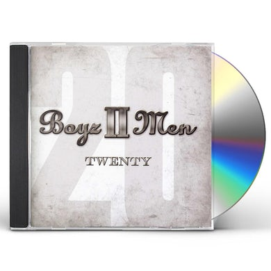 Boyz II Men TWENTY CD