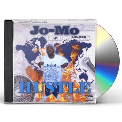 Jomo HUSTLE CD