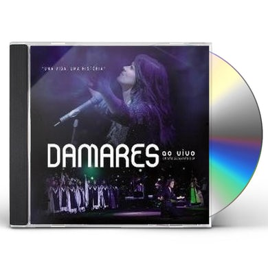 Damares AO VIVO CD