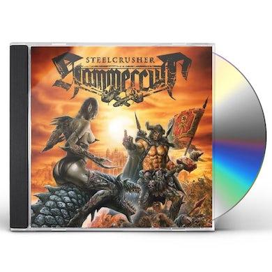 Hammercult STEELCRUSHER CD