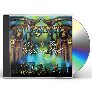 Magnum Live At The Symphony Hall CD