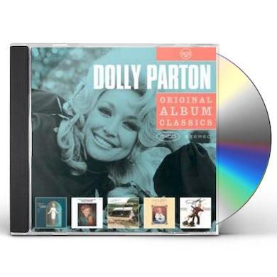 DOLLY PARTON SLIPCASE CD