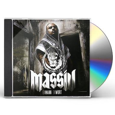 Massiv EIN MANN EIN WORT CD