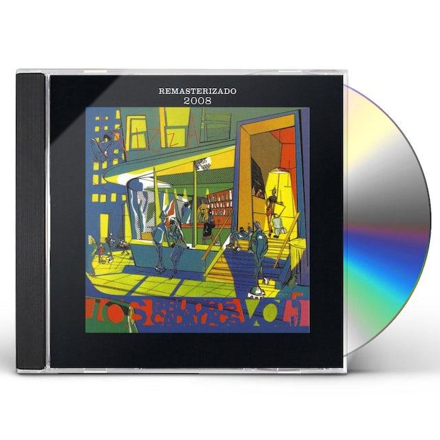 LOS FABULOSOS CADILLACS VOL 5 CD