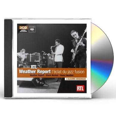 Weather Report LES JAZZ RTL CD