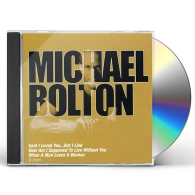 Michael Bolton COLLECTIONS CD