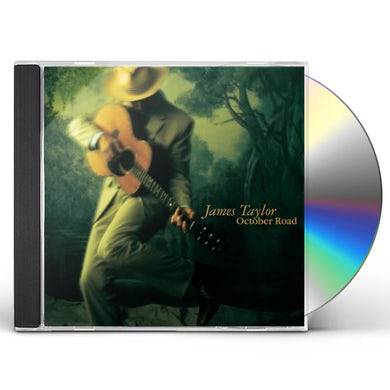 James Taylor OCTOBER ROAD CD
