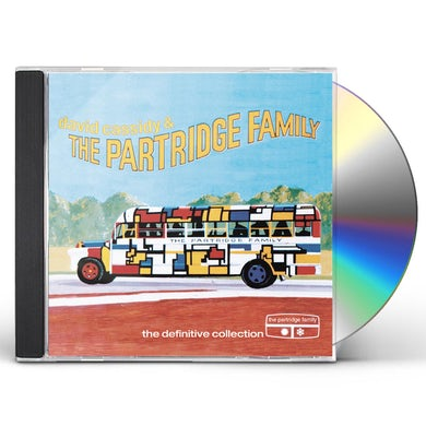 Partridge Family DEFINITIVE COLLECTION CD