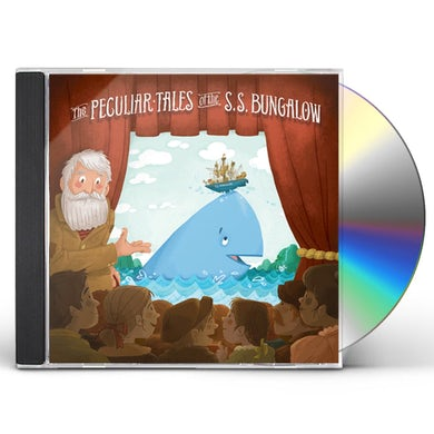 Big World Audio Theatre PECULIAR TALES OF THE S.S. BUNGALOW CD