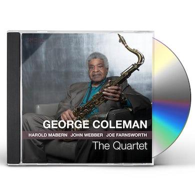 George Coleman Quartet CD