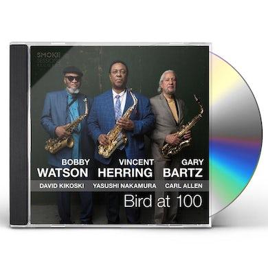Vincent Herring Bird At 100 CD