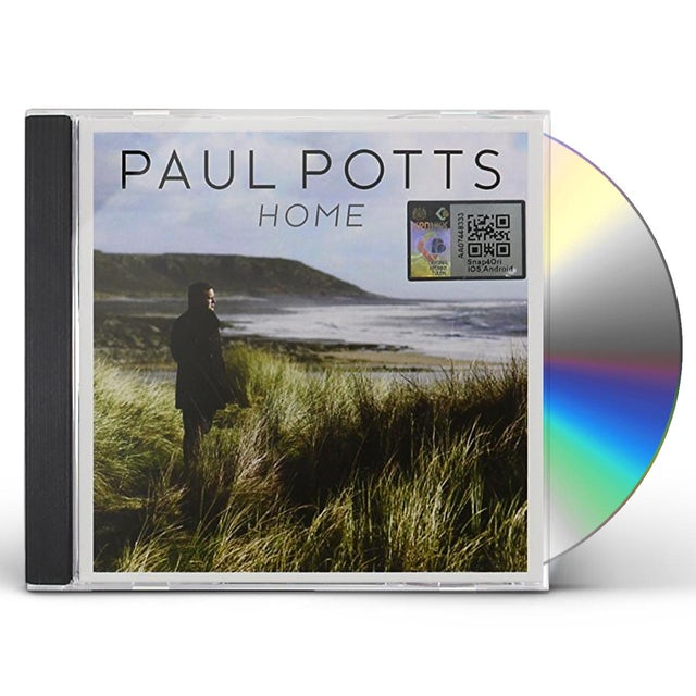 Paul Potts HOME CD