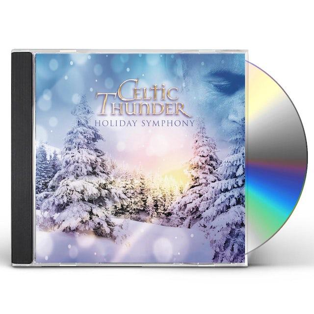 Celtic Thunder HOLIDAY SYMPHONY CD