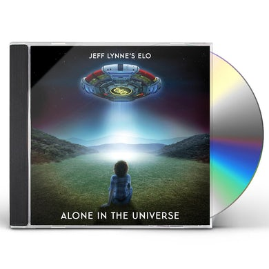 ELO (Electric Light Orchestra): ALONE IN THE UNIVERSE CD