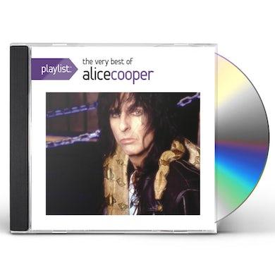 PLAYLIST: THE VERY BEST OF ALICE COOPER CD