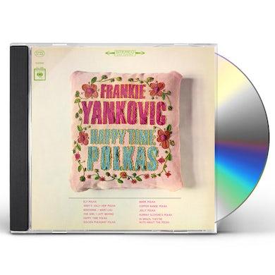 HAPPY TIME POLKAS CD