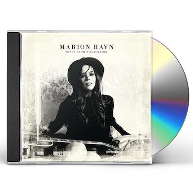 Marion Ravn SONGS FROM A BLACKBIRD CD