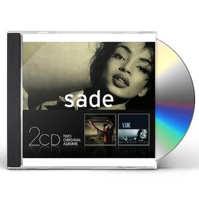 Sade SOLDIER OF LOVE/DIAMOND LIFE CD
