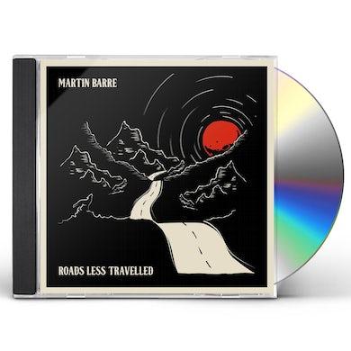 Martin Barre ROADS LESS TRAVELLED CD