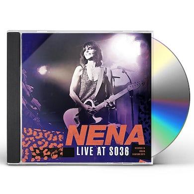Nena LIVE AT SO36 CD